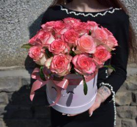 Композиция из роз